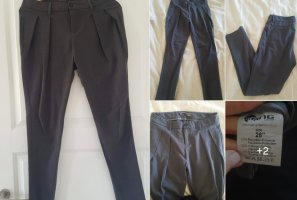 Guru Pleated Trousers multicolored viscose