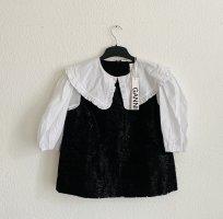 Ganni  nero-bianco
