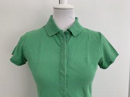 Gant Polo verde Cotone