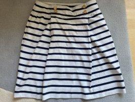 Gant Minifalda blanco puro-azul oscuro