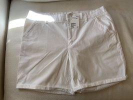 Ganz neue weiße Short
