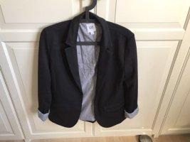 Gap Boyfriend Blazer black polyester