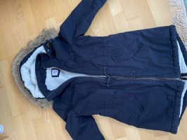 Gap Long Jacket black