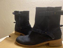 Gap Western Boots dark blue
