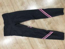 Gapfit Pantalon de sport gris-rose