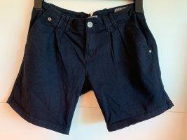 Garcia Jeans Short moulant bleu foncé