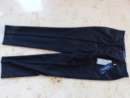 Gardeur schwarze Stoffhose Doro - Gr. 40 - neu - schlanke Passform