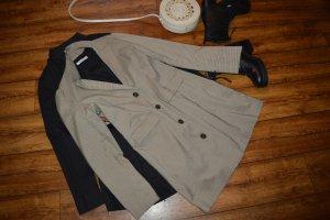 Gathered Waist Blazer Dress/Blazer Nakd 38 Neu