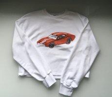 gecropptes Auto Sweatshirt