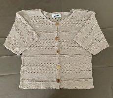 Avitano Crochet Shirt cream-beige