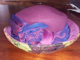 Geisberger Woolen Hat multicolored mixture fibre