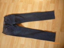GEISHA Fashion Strech-Jeans-Hose gr XS/34 d.blau,Top Zustand