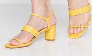gelb top shop sandals
