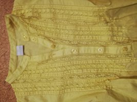 MADELINE Tuniekblouse geel