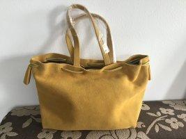 gelbe Handtasche - Sandrine