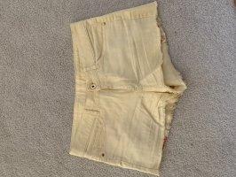 Mango Jeans Pantaloncino di jeans multicolore
