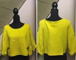 Gelber Pullover von H&M