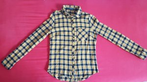 Primark Flannel Shirt black-yellow