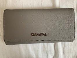 Calvin Klein Wallet silver-colored-light grey