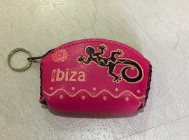 Geldbeutel, Geldbörse, Portemonnaie, kleine Ibiza Tasche