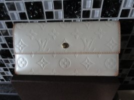 Louis Vuitton Wallet natural white