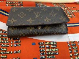 Louis Vuitton Portmonetka brązowy-jasnobrązowy