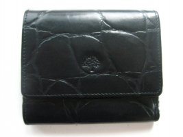 Mulberry Pochette black leather
