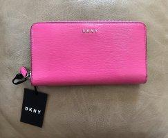 DKNY Portemonnee roze