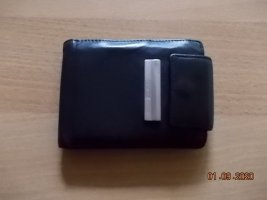 Street One Wallet black leather