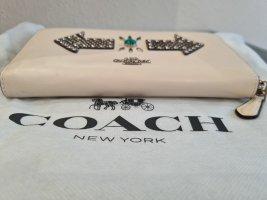 Coach Wallet white-cream
