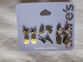 Claires Statement Earrings multicolored