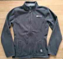 Geographical Norway Sweat Jacket dark grey-light grey