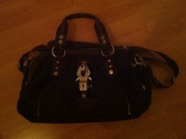 George Gina & Lucy Tas donkerpaars