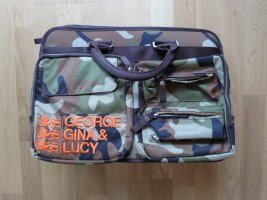 George Gina & Lucy Laptop bag multicolored