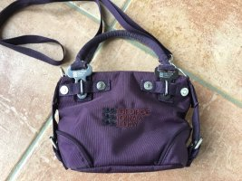 George Gina & Lucy Mini sac violet foncé