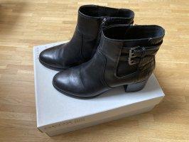 Geox Ankle Boots - schwarz