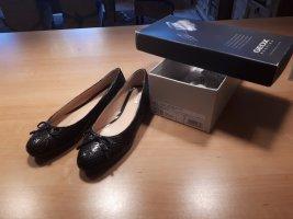 Geox Ballerina schwarz Größe 39