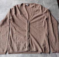 Geox Cardigan in maglia marrone chiaro