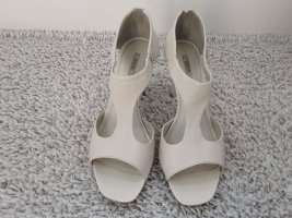 Geox High Heels, weiß, Gr. 41