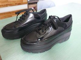 Geox Zapatillas con tacón negro