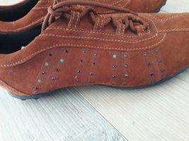 Geox Sneaker Gr. 39 - wie neu - mit Steinchen