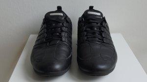 Geox Sneakers Euphoria A schwarz