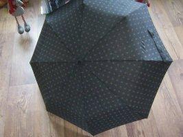 Opvouwbare paraplu zwart