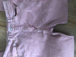 find. Pantalone peg-top rosa chiaro