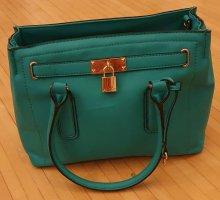Geräumige Tasche von ALDO – petrol Farbe - schick und stylisch!