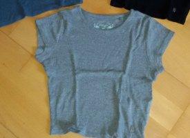 New Yorker Geribd shirt grijs