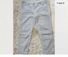 Gerry Weber 7/8 Length Trousers light grey