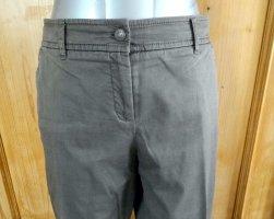 Gerry Weber Chinos green grey cotton