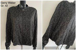 Gerry Weber Between-Seasons Jacket black-white