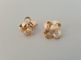 Vintage Ear stud gold-colored